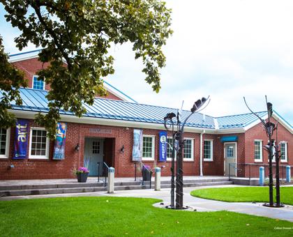 Wassenberg Art Center is a community art center