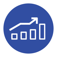 Incentives Chart Icon