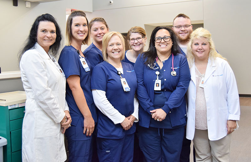 Van Wert Health Workforce