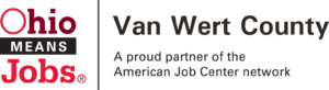 The Van Wert OhioMeansJobs Center Logo